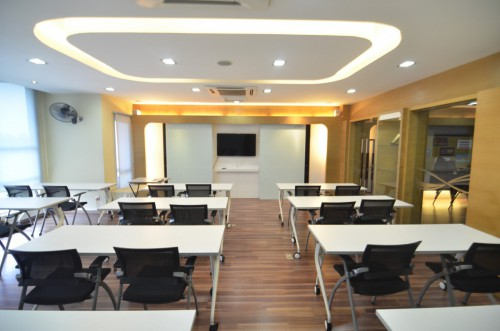 AnsarComp Training Room 3